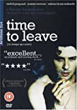 Time To Leave [DVD] [2006]