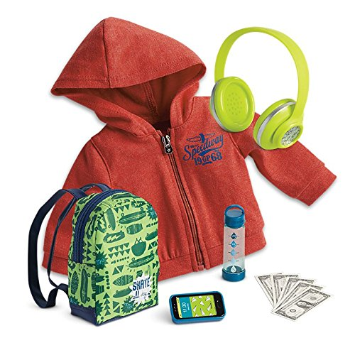 (American Girl - Everyday Accessories for Boy Dolls - Truly Me)