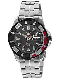 Seiko Men's SRP207 Divers Automatic Black Dial Watch