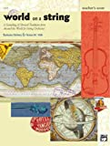World on a String, Violin, Robert S. Frost and Terese M. Volk, 0739010336