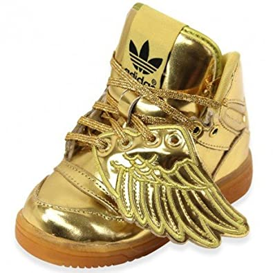 superior quality later utterly stylish adidas JS Wings Mirror Gold I 'Dor Damen – Schuhe Baby ...