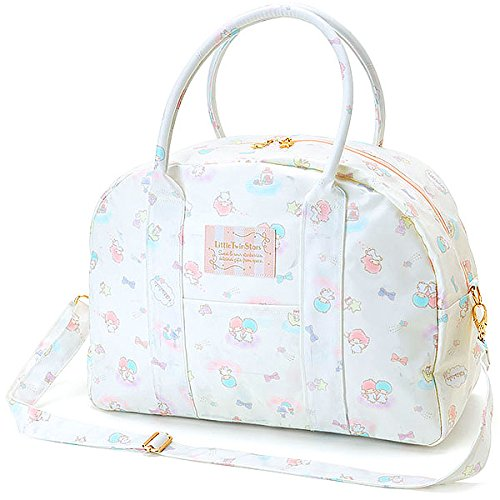 Little twin stars guitarist laminated bag spider Sanrio travel goods series