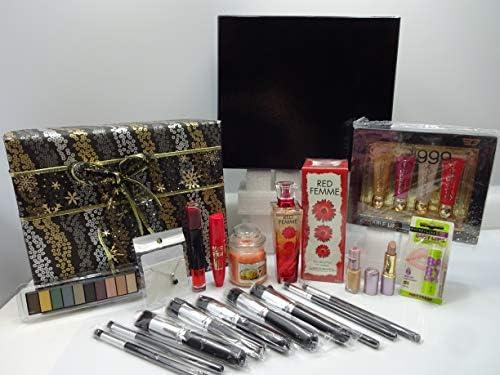Pack de 12 cestas de perfume y maquillaje para regalo, perfume ...