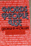 Words People Use, McCallum, 0838428525