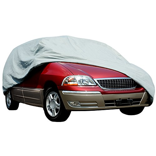 Budge VB-1 Grey Size VB1: Fits Mini 18' Long Van Cover ()