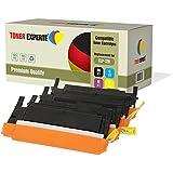 Kit 4 TONER EXPERTE® Toner compatibili per Samsung CLP-320, CLP-320N, CLP-320W, CLP-325, CLP-325N, CLP-325W, CLX-3180, CLX-3180FN, CLX-3180FW, CLX-3185, CLX-3185F, CLX-3185FN, CLX-3185FW, CLX-3185N, CLX-3185W, CLT-K4072S, CLT-C4072S, CLT-M4072S, CLT-Y4072S