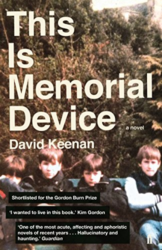 This is memorial device an hallucinated oral history of the post this is memorial device an hallucinated oral history of the post punk music scene fandeluxe Choice Image