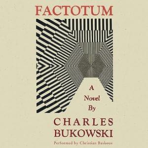Factotum Audiobook