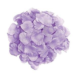 1000pcs Lavender Silk Rose Petals Artificial Flower Wedding Party Vase Decor Bridal Shower Favor Centerpieces Confetti 14