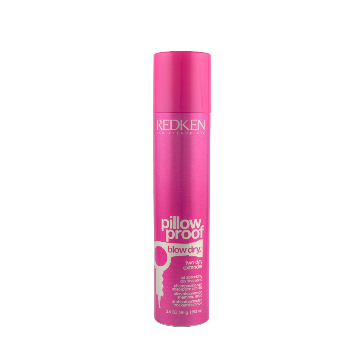 redken pillow proof dry shampoo