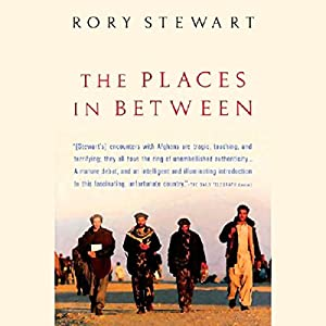 The Places in Between Audiobook