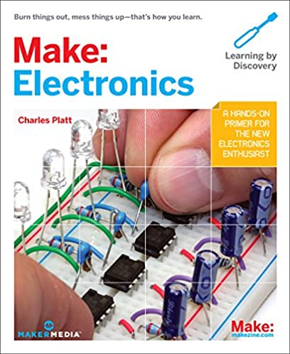 make electronics learning by discovery charles platt rh amazon com