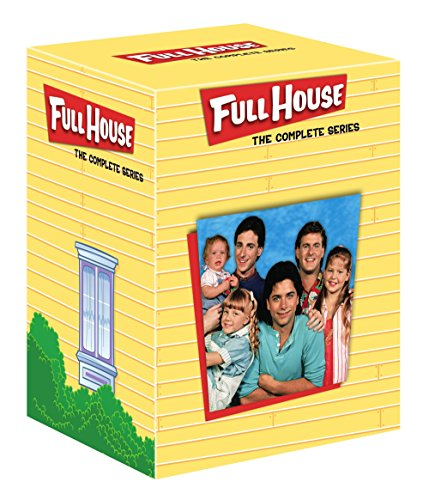 DVD : Full House: The Complete Series Collection (Gift Set, Boxed Set, Repackaged, 32 Disc)