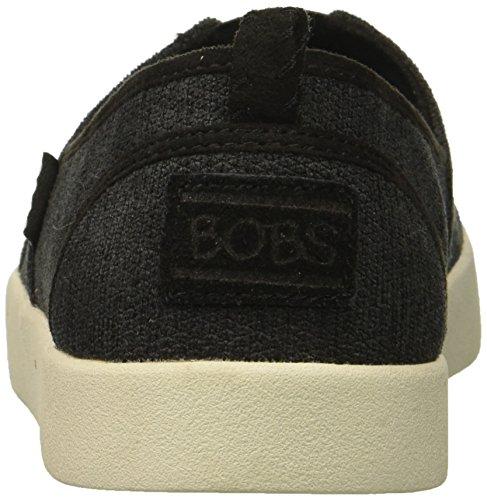 Bobs Women's Skechers loved Black Sneaker Chill Autumn B d7Odf4zH