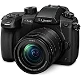 Panasonic Lumix DC-GH5 Mirrorless Micro Four Thirds Digital Camera (International Model) W/12-60 f/3.5-5.6 G Vario Lens Kit