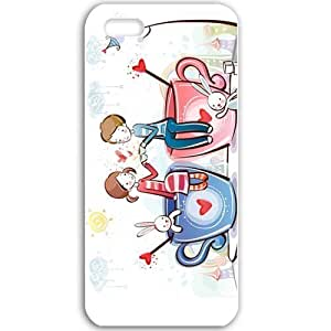 Apple iPhone 5 5S Cases Customized Gifts For Holidays Love Celebrations Holiday Black by icecream design