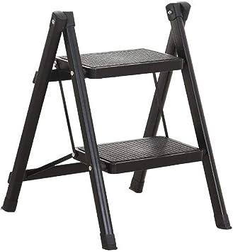 Taburete plegable de cocina de dos escalones, taburete de cocina para niños y ancianos, portátil, de ocio, de familia escaleras / varios colores: Amazon.es: Bricolaje y herramientas