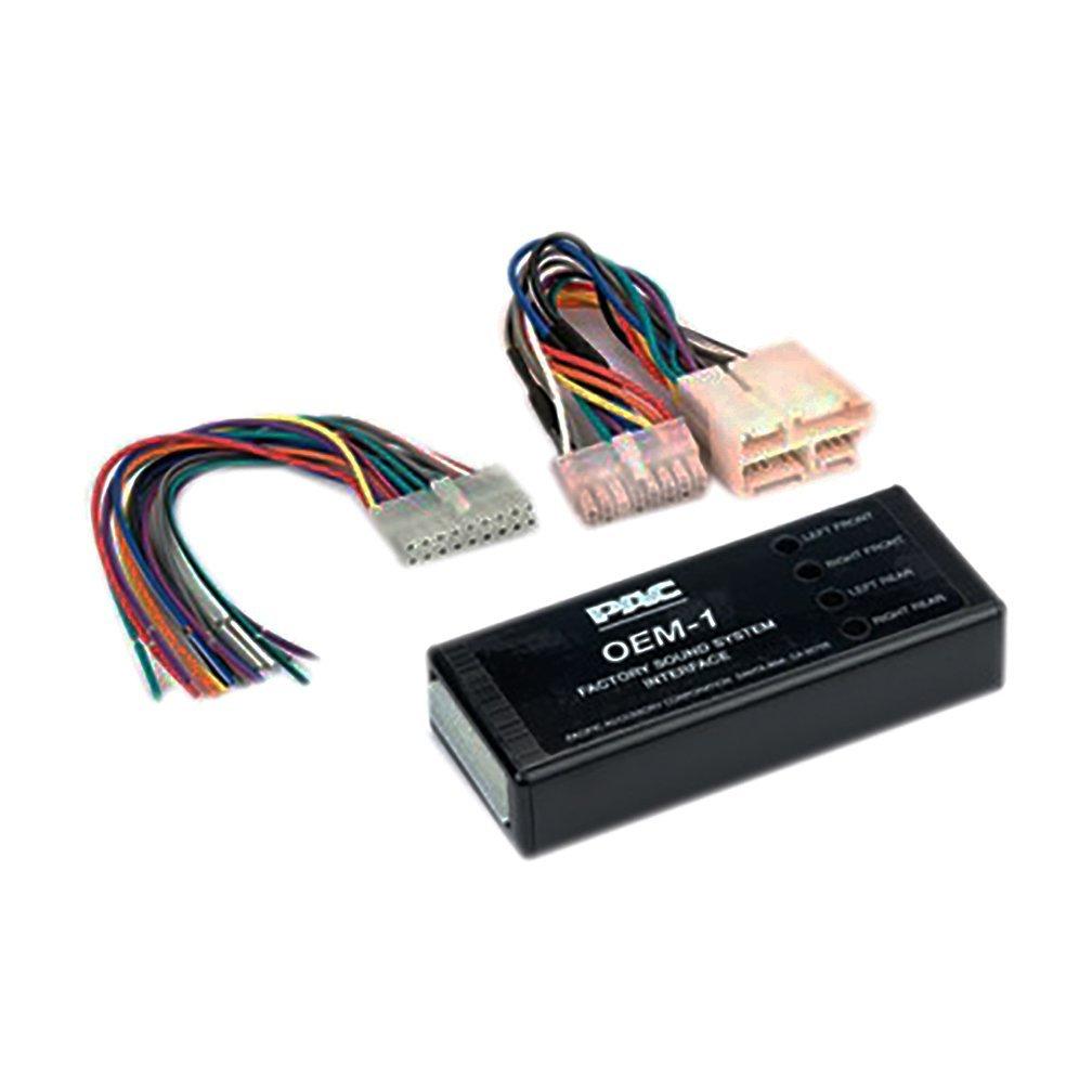 Amazon com: PAC ROEMGM21 GM 88-98 DELCO/BOSE RADIO REPLACEMENT