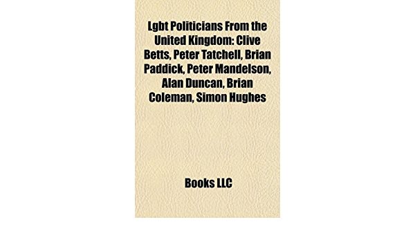 LGBT politicians from the United Kingdom: Peter Mandelson ...