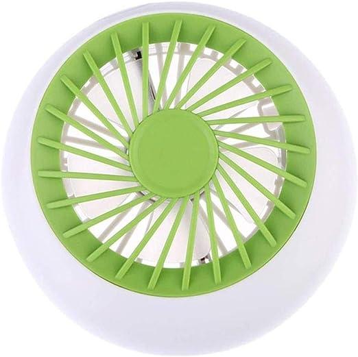 KSW_KKW Mini Ventilador Solar oscilante del Ventilador de Tabla ...