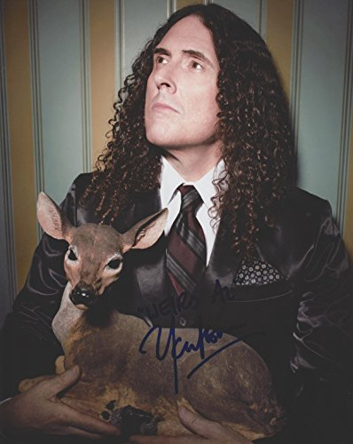 Weird Al Yankovic Autographed Signed 8X10 Photo