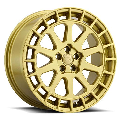 BLACK RHINO Rim Boxer 15X7 5x100 Offset 15 Gloss Gold