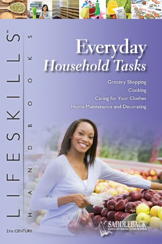 The 21st Century Lifeskills Handbook: Everyday Household Tasks