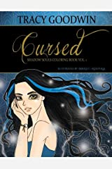 Cursed - Shadow Souls, Book 1 Coloring Book (Shadow Souls Coloring Book) (Volume 1) Paperback