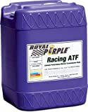 Royal Purple 10154 Racing ATF Extreme Performance Synthetic Automatic Transmission Fluid - 5 gal.