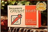 Shulammite Carrot Soap 150g