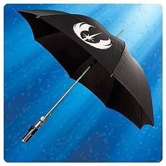"""Star Wars Yoda Lightsaber 47"""" Umbrella"""