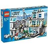 Lego 7743 city jeux de construction le camion de - Camion de police lego city ...