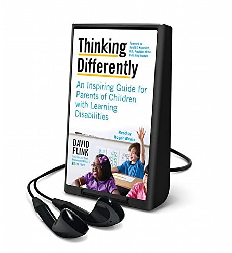 Thinking Differently: A Guide for Parents of Children with Learning Disabilities by HarperCollins Publishers