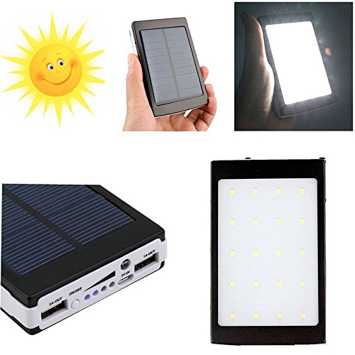 Solar Powered Ipod Charger - 6