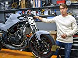 """how much to build a garage How We Built the Yamaha """"R-Shee"""" Racebike"""