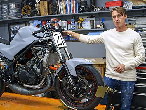 "How We Built the Yamaha ""R-Shee"" Racebike"