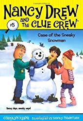 Case of the Sneaky Snowman (Nancy Drew & the Clue Crew (Quality)) by Keene. Carolyn ( 2007 ) Paperback