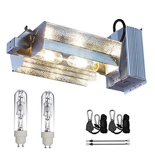 Oppolite 630W CMH CDM Grow Light Kit W/3100K Bulb 120/240V Replace LED 300W/600W/1000W Grow Light kit/MH HPS Grow Light - Sunglasses 600 800 X