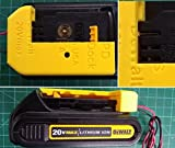 D20 Power Dock for DeWalt DCB20x Battery, wired 14AWG, PN# D20-PD-14, 18.98 shipped