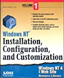 Windows NT Installation Configuration and Customizing, Sams, 0672309890
