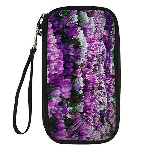 Packable morado Familiar Para Color Con Cremallera Tarjetero 5 Advocator 7 De Viaje Backpack Hombre Cartera Y Color OwxAt7qCB