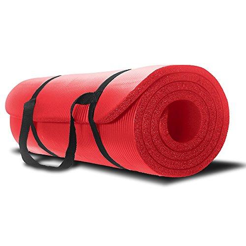 Yoga Mat - Best Premium Thick Exercise Mat