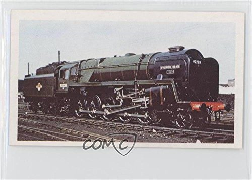 1960 B.R. 2-10-0 No. 92220 Evening Star (Trading Card) 1976 Player's Doncella The Golden Age of Steam - Tobacco L24 #20