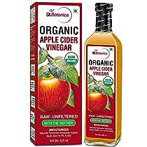 StBotanica USDA Organic Apple Cider Vinegar With The Mother