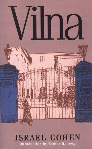 (Vilna (Jewish Community Series))