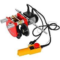 Carro electrico para polipasto cabestrantes ESZ Holzmann LK4ESZ