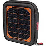 """Voltaic Systems """"Milliamp"""" Portable Solar Charger and 4,000mAh USB Battery Backup Bank for iPhone, iPad, Samsung Galaxy, Android, and USB Devices - 1019-O"""