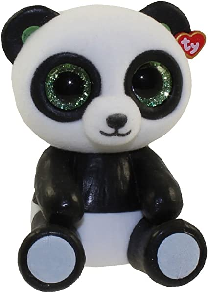 2 inch TY Beanie Boos Mini Boo Series 1 Collectible Figures BAMBOO Panda Bear