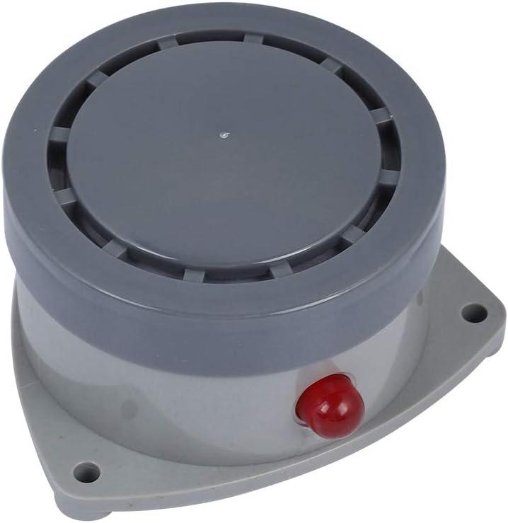 Alarma Sensor de Agua, Impermeable Detector de Fugas de Agua, Monitor de Fugas de Agua Alta Sensibilidad para el Hogar Cocina