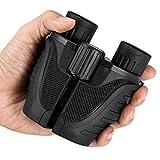 OPO Compact Binoculars for Kids Bird Watching BL03 – Best Gifts (black2)